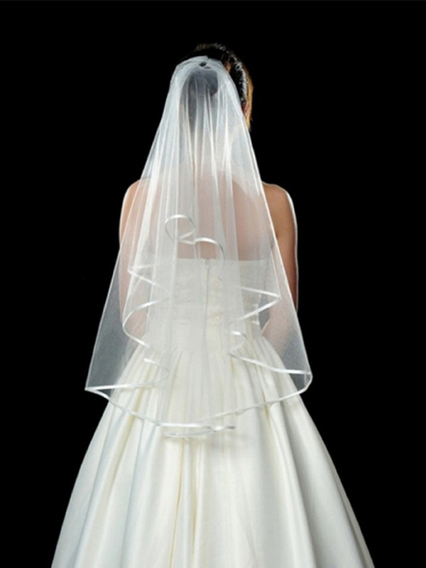 Elegant Tul Wedding Veils