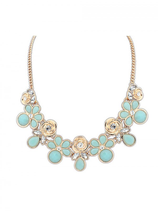 Occident Stylish Sweet Fresh Fashion Necklace