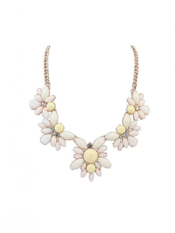 Occident All-match Fresh Simple Fashion Necklace