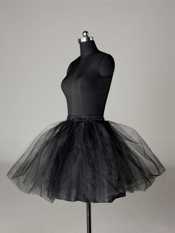 Tul Rojoting Ball-Gown 2 Tier Short Length Special Occasion Petticoat