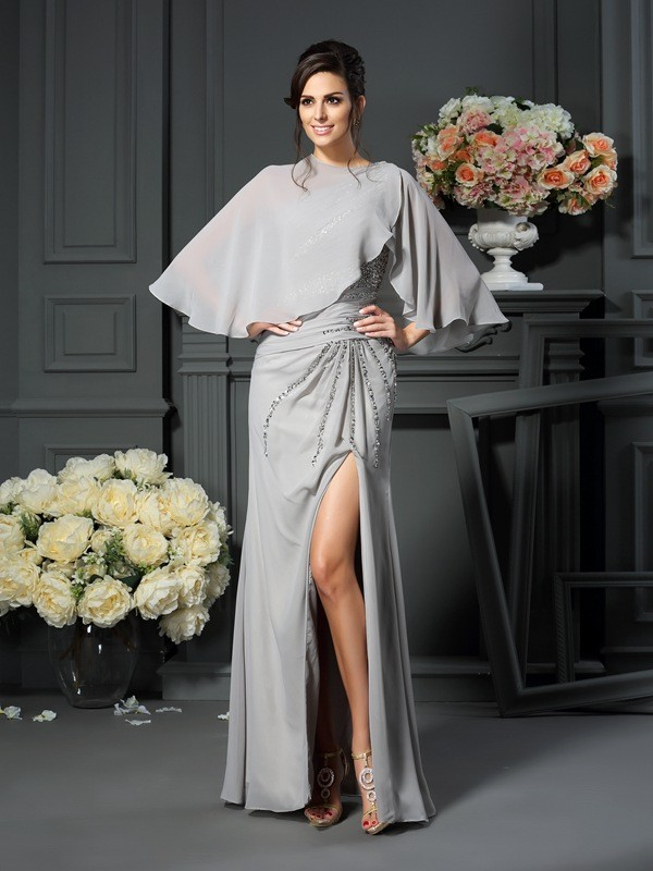 Chifón Special Occasion Fashion Wrap