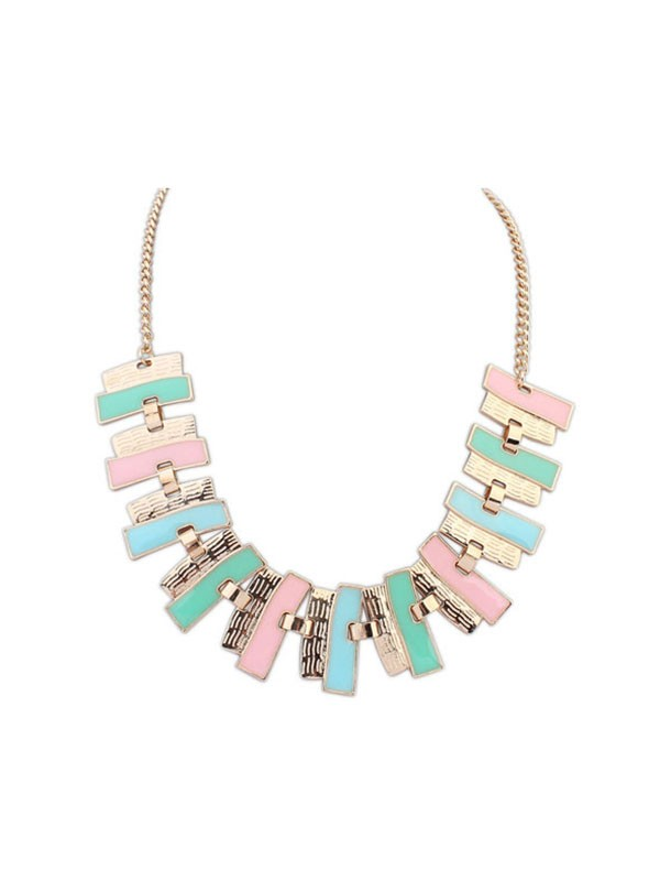 Occident New Fashionable Geometry Simple Fashion Necklace