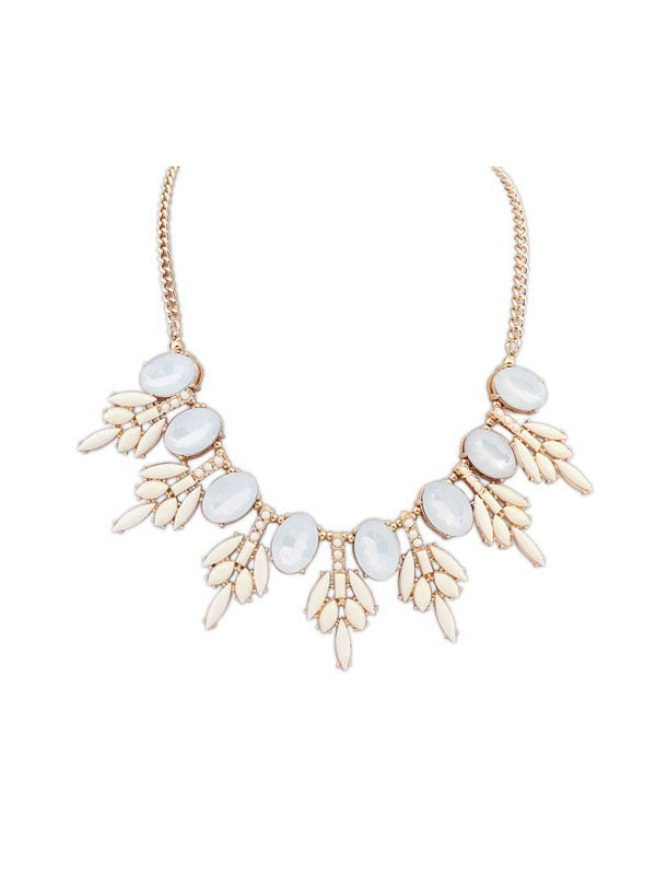 Occident Sweet Fashionable Street Shooting Fashion Necklace
