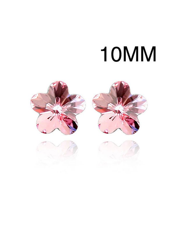 Austria Cristal Stud Fashion Earrings