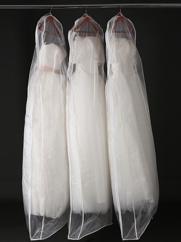 Simple Gown Length Garment Bags